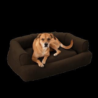 Canapé-lit orthopédique avec mousse à mémoire de forme (Snoozer Luxury Orthopedic Sleeper Sofa) 3 tailles/2 coloris