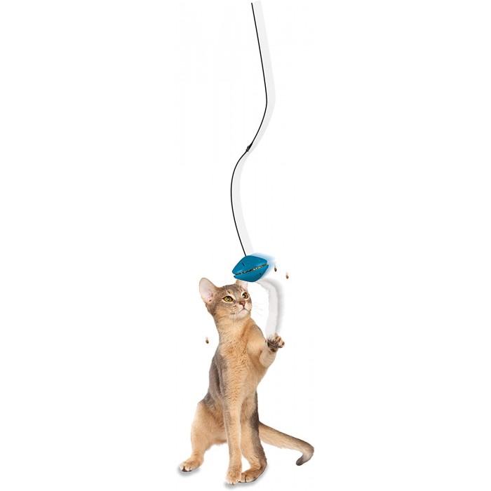 Toupie Dangli – Jouet distributeur à suspendre (pour chats)