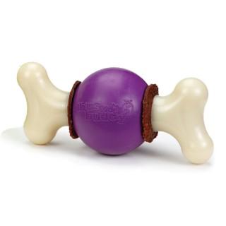 Os à mâcher durable et rebondissant (Busy Buddy Bouncy Bone) 2 tailles