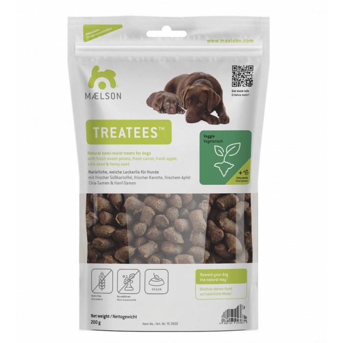-25% Friandises semi-humides aux graines de Chia (Veggie Treatees - 200 g)