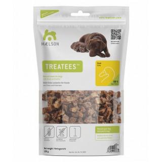 Friandises naturelles 98% viande (Treatees - 2 variétés - 100 g)