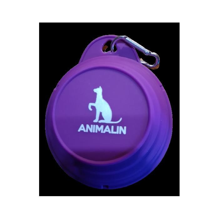 Bol de silicone ANIMALIN (4 couleurs)