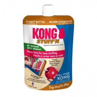 Friandise recharge semi-liquide (Kong Stuff'n All-Natural - 170 g)