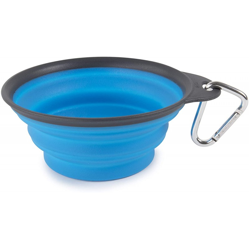 Bol de voyage pliable (Collapsible Travel Cup) 2 contenances