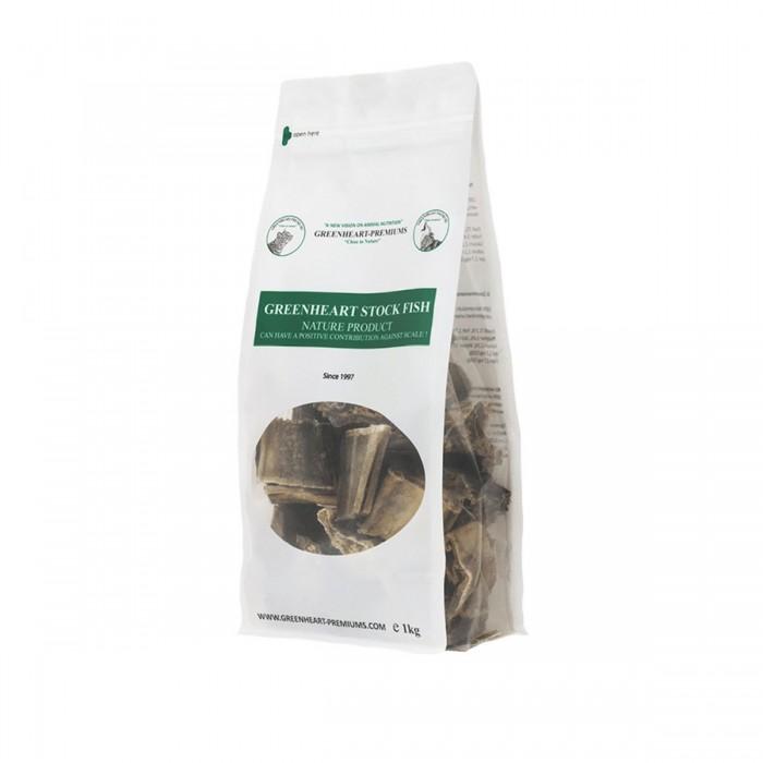 Poissons séchés de Norvège (Greenheart Premiums Stockfisch - 100 g / 250 g / 500 g et 1 kg)
