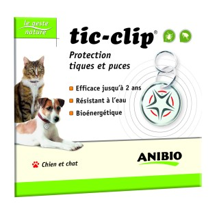 Tic-Clip chien et chat