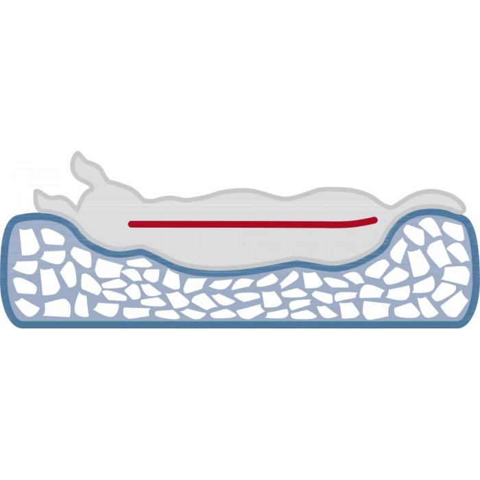 Lit orthopédique Vital Bendson – 2 tailles