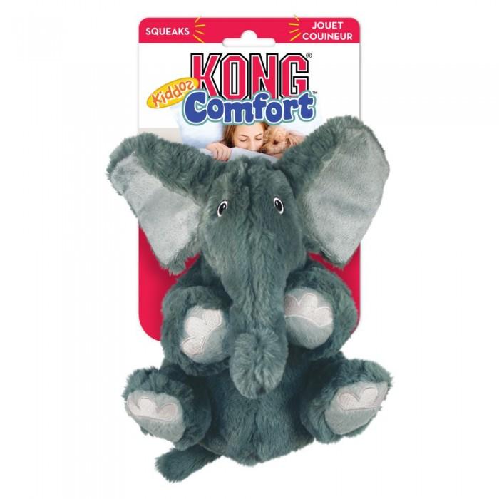 Peluche douce pour chiots (Kong Comfort Kiddos) 2 tailles