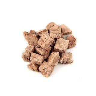 Morceaux de Bœuf séchés lyophilisés (Freeze-Dried Beef Chunks) 40 g et 80 g
