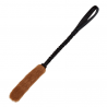 Tug Fausse fourrure + sangle élastique (Faux Fur Bungee Tug)