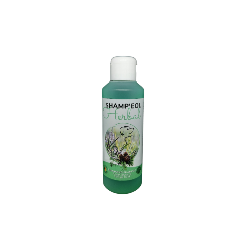 Shampoing Herbal chien