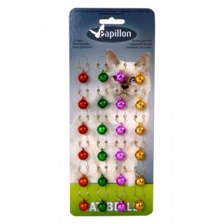 Clochettes couleur 16 mm pour chats (Cat Bells)