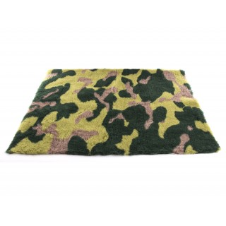 ThermoBed antidérapant (Motif Camouflage)