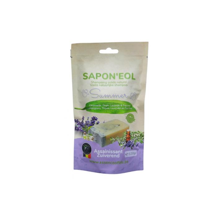 Savon Summer pour chevaux – Lavande - Bio 120 g