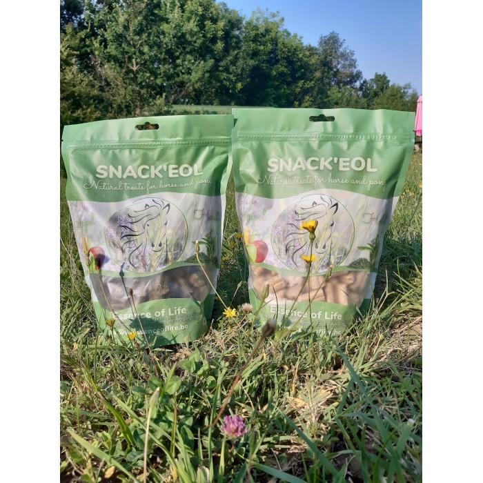 Snack'Eol – Friandises pour chevaux à la Pomme (1250 g)