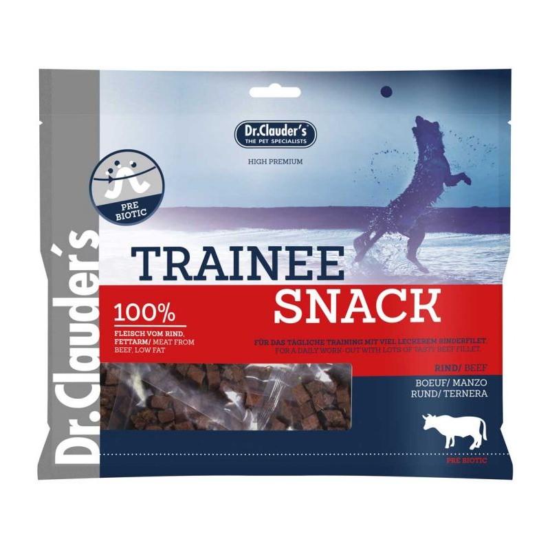 Friandises semi-humides Trainee Snacks au bœuf