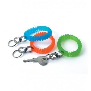 Bracelet porte-clé extensible (Key Band-It Stretch Wrist Band)