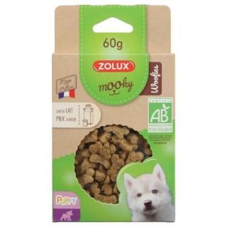 Mini friandises Bio pour chiots (Puppy Woofies)