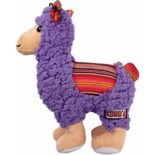 Peluche sonore lama (KONG Sherps Llama)