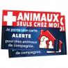 Kit d'alerte d'urgence
