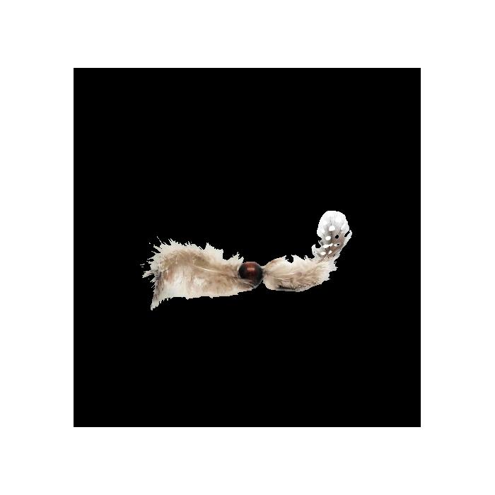 Milo, jouet naturel pour chat par AnimalinBoutique