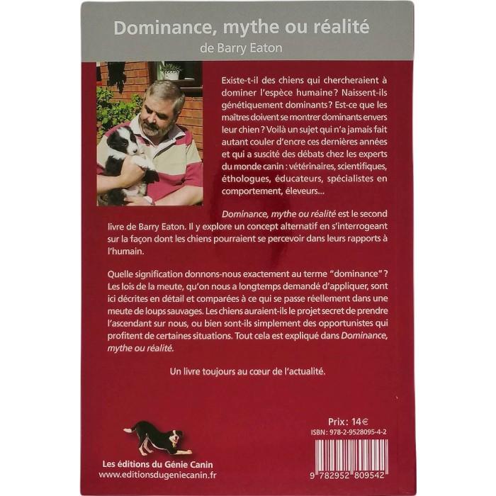 """""""Dominance mythe ou réalité"""" - Barry Eaton - 80 pages"""