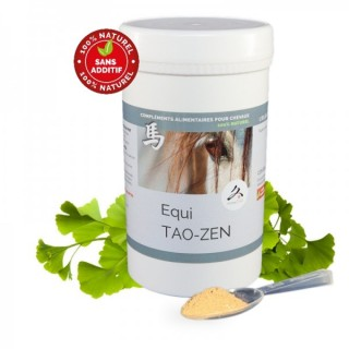 Equi TAO-ZEN – Equilibre Hormonal Cheval (120 g)