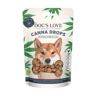 Friandises Canna Drops – Friandises biologiques pour chiens