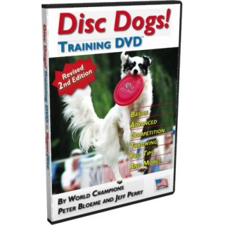 """Disc Dogs! Training DVD!"""