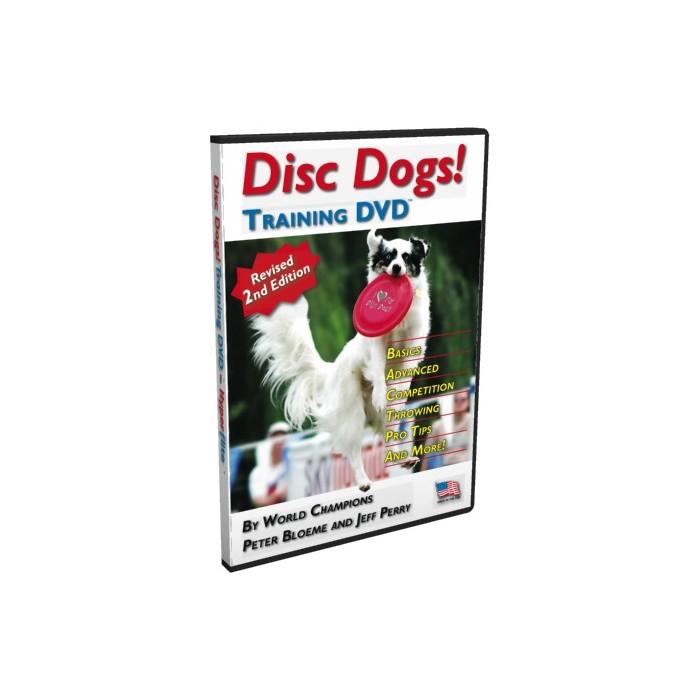 """Disc Dogs! Training DVD!"""