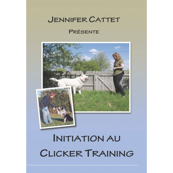 DVD Initiation au clicker training (+ clicker + bracelet)