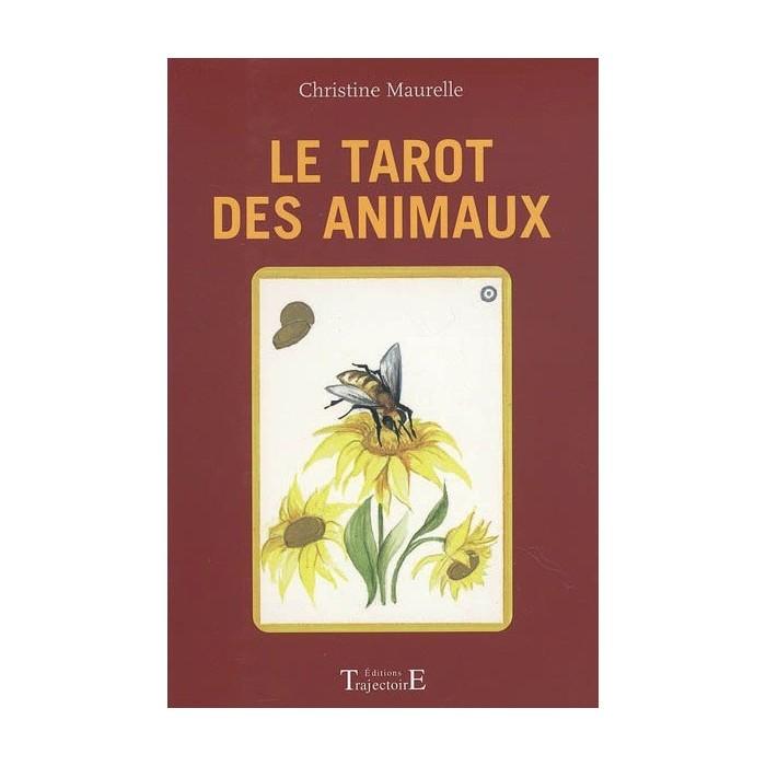 """""""Le Tarot des Animaux  Livre"""""""