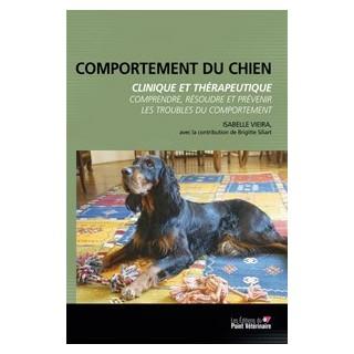 Comportement du chien - Clinique et thérapeutique