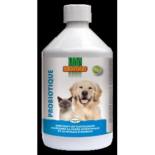 Probiotique pour chien et chat Biofood