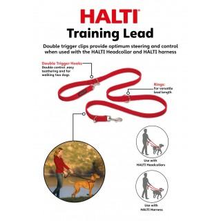 Laisse Réglable Confort (Halti Training Lead)