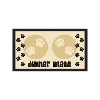 Tapis de repas (Dinner Mate Food Mat)