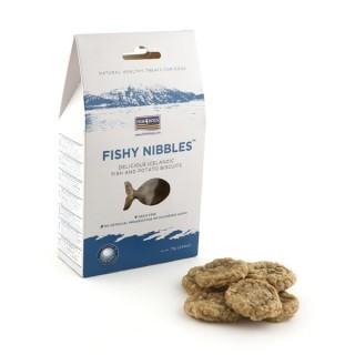 Biscuits au poisson et pomme de terre