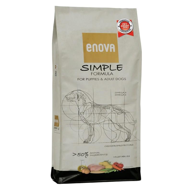 Croquettes ENOVA Simple Formula 2kg