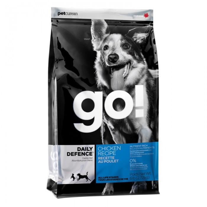 Promo – Croquettes Défense quotidienne au Poulet (Go! Dog Daily Defence)