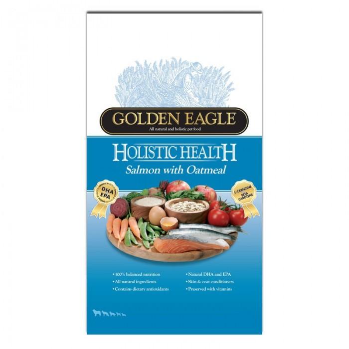 """Croquettes Holistiques """"Golden Eagle"""" – 2 et 12 kilos"""