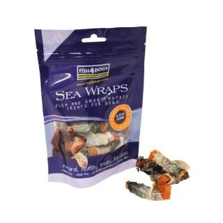Rouleaux de peaux de poisson (Fish4Dogs Sea Wraps)