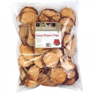 Chips de patate douce (K9 Kraving Potato Chips)