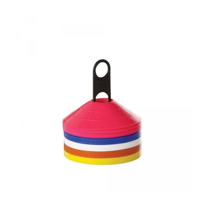 Coupelles couleurs (lot de 60)