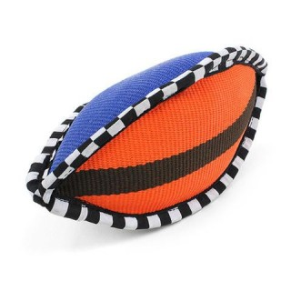 Ballon de rugby à damiers (Katie's Bumpers Football)