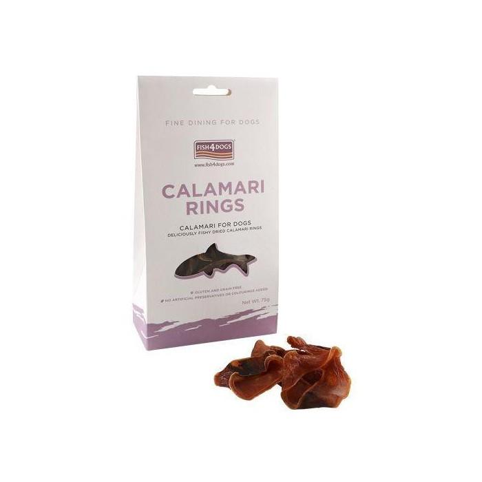Anneaux de Calamar (Fish4Dogs)