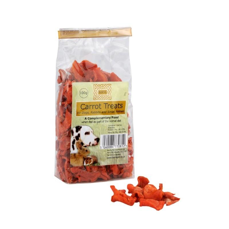 Récompenses carottes