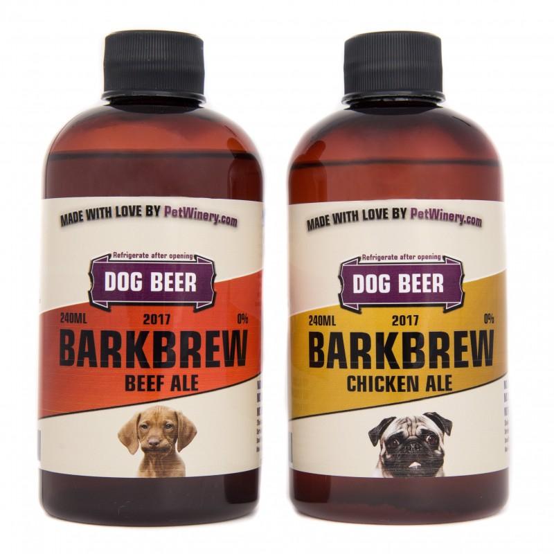Bière pour chien (Bark Brew)