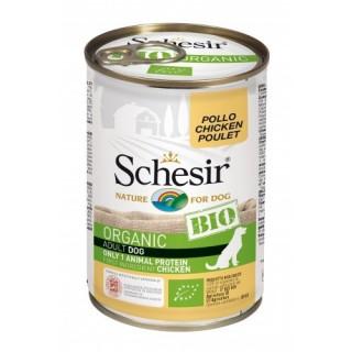 Aliment Schesir Bio (Chiens adultes)