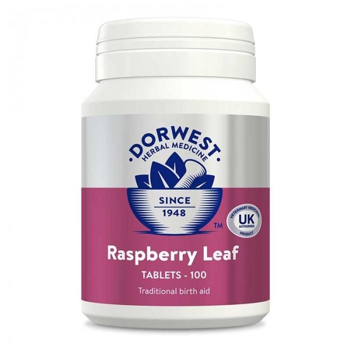 Comprimés de Feuille de Framboisier (Dorwest Raspberry Leaf)