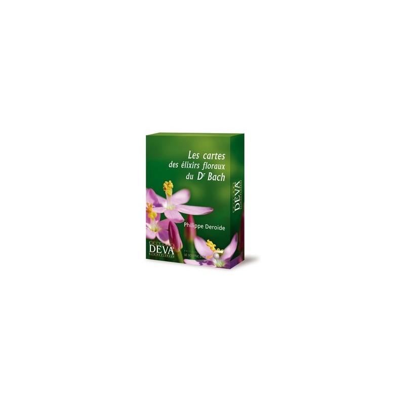 Les Cartes des Élixirs floraux du Dr Bach